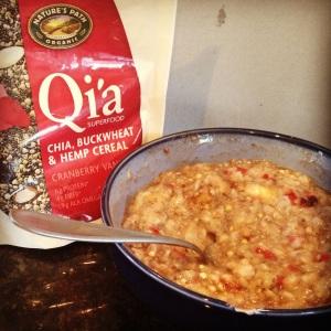 Oatmeal of Champions